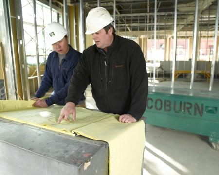 Appel Flohrs Construction Plans