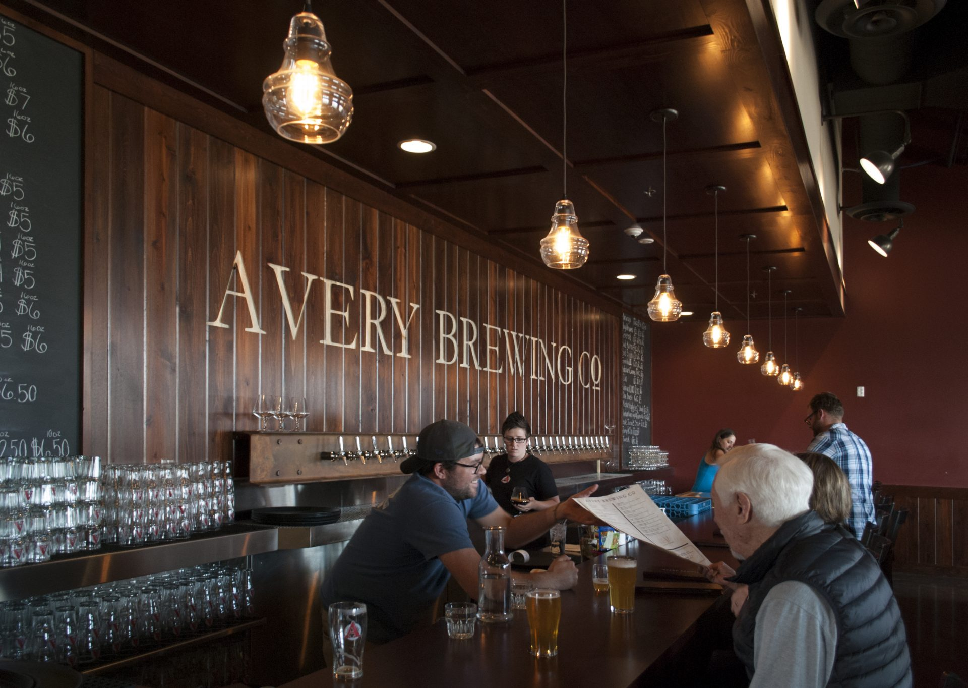 Avery Brewing Company Restaurant