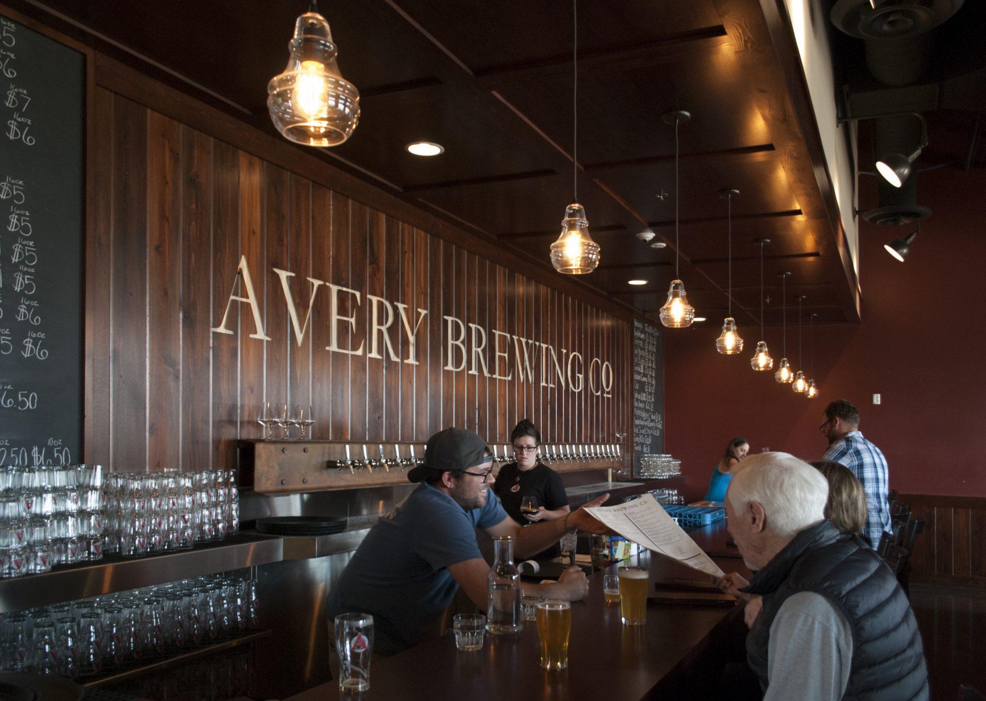 Avery Brewing Company Restaurant