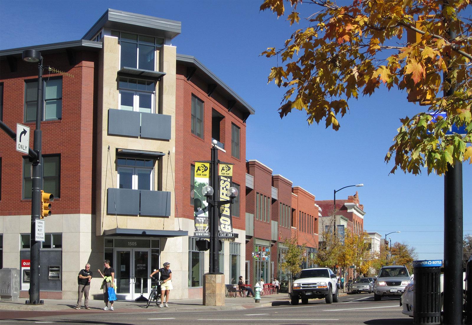 1505 Pearl Street Corner Boulder Colorado