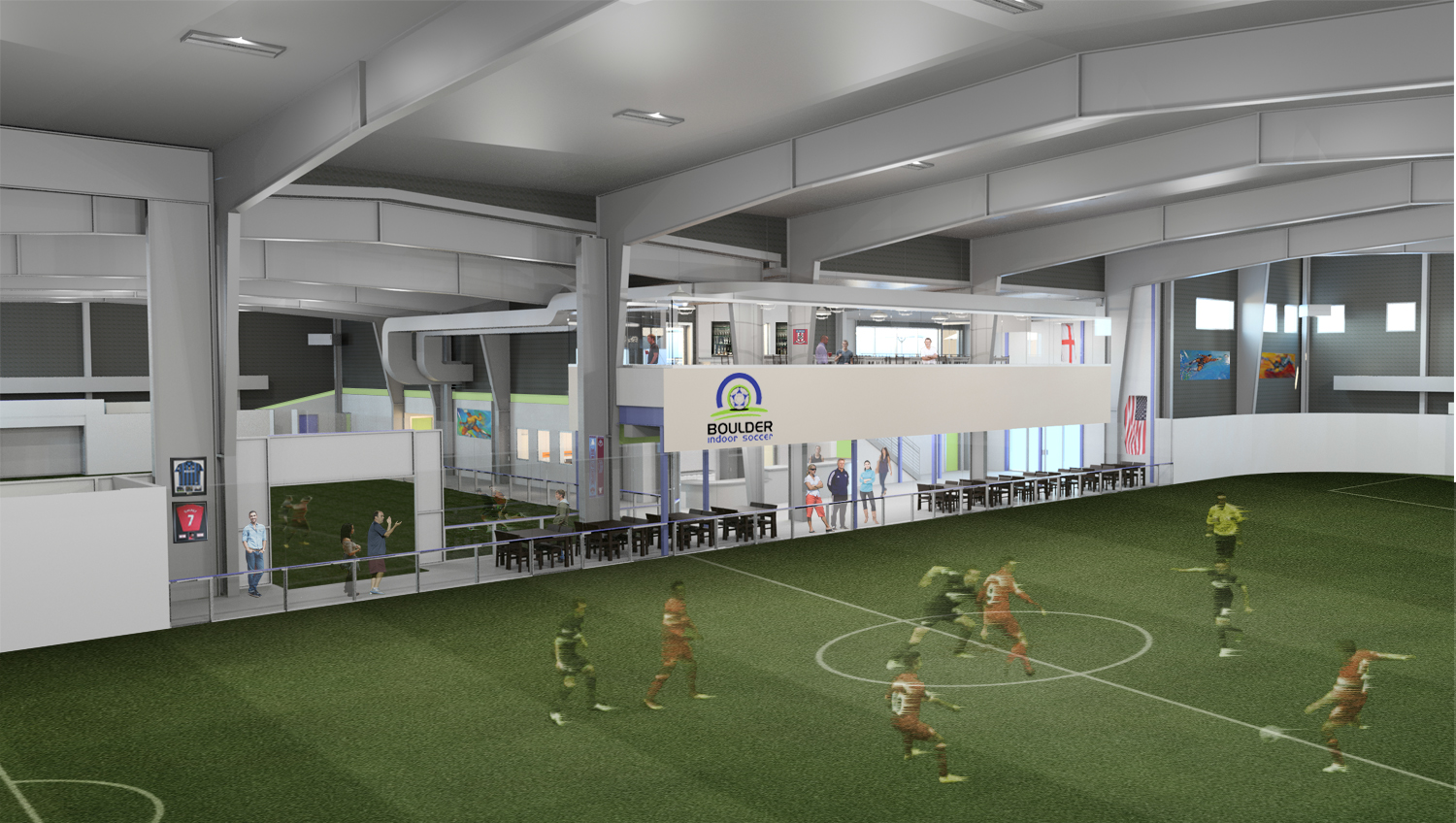 Projects archive page 2 of 6 coburn partnerscoburn for Indoor facility design